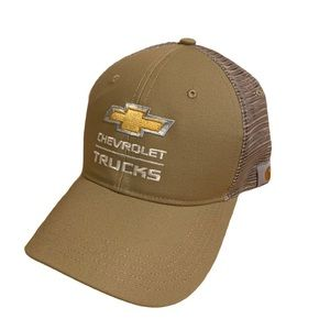 Brand New Chevy Trucks Carhartt SnapBack Hat OS